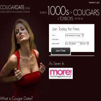 Cougar dating reviews uk