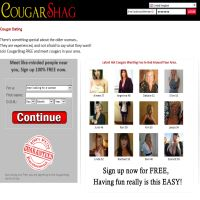 hooks cougars dating site Cougar life is your cougar dating site for women looking to date younger men signup for free and start dating cougars today.